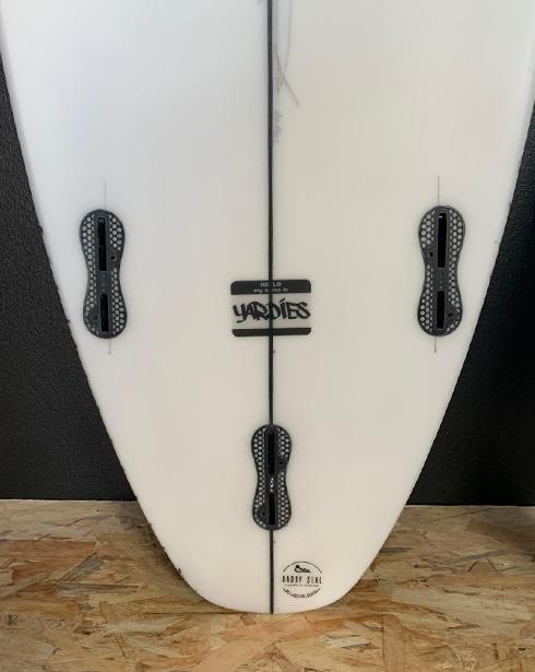 Shortboard Yardies